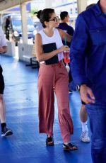 SELENA GOMEZ at a Boat Trip in California 07/08/2018