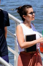 SELENA GOMEZ at a Boat Trip in California 07/08/2018