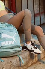SELENA GOMEZ for Puma Autumn/Winter 2018 Collection