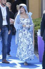 SELENA GOMEZ Leaves Hotel Transylvania 3: Summer Vacation Premiere in Los Angeles 06/30/2018