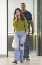 SELENA GOMEZ Out and About in Los Angeles 07/24/2018
