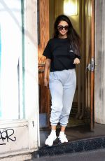 SELENA GOMEZ Out Shopping in New York 07/10/2018