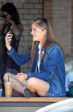 SELMA BLAIR Out and About in Studio City 07/12/2018