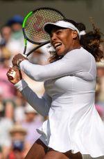 SERENA WILLIAMS at Wimbledon Tennis Championships in London 07/06/2018