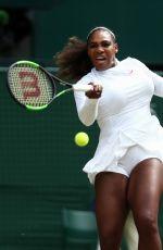SERENA WILLIAMS at Wimbledon Tennis Championships in London 07/10/2018