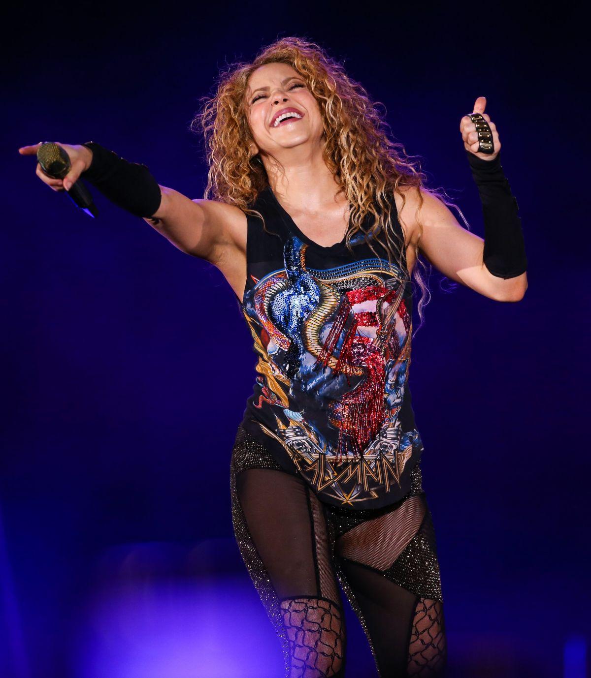 11. Shakira