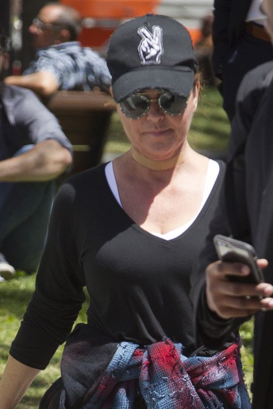 SHANIA TWAIN Out and About in Montreal 06/27/2018