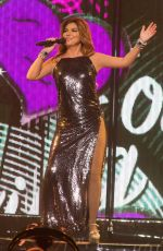 SHANIA TWAIN Performs at Wells Fargo Center in Philadelphia 07/12/2018