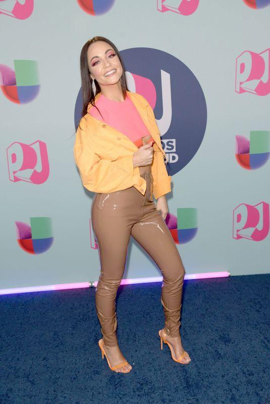 SHARLENE TAULE at Premios Juventud Awards in Miami 07/22/2018