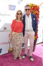 SHARON LAWRENCE at American Cancer Society's California Spirit 33 Gourmet Garden Party in Culver City 07/15/2018