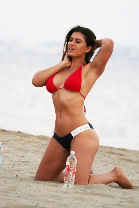 SHAWNA CRAIG in Bikini for 138 Water Photshoot in Malibu 07/05/2018