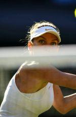 SIMONA HALEP at Wimbledon Tennis Championships in London 07/03/2018