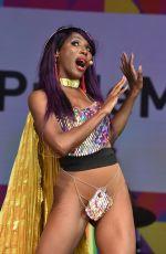 SINITTA Performs at Pride London Festival in London 07/07/2018
