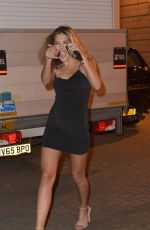 SISTINE ROSE STALLONE Night Out in Birmingham 07/07/2018