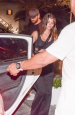 SOFIA RICHIE Leaves Restaurant in Mykonos 07/09/2018