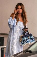 SOFIA VERGARA Out and About in Los Angeles 07/11/2018