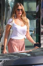 SOFIA VERGARA Out Shopping in Beverly Hills 07/18/2018