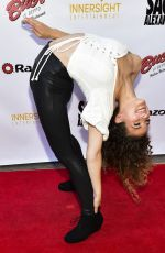 SOFIE DOSSI at Sage Launch Party Co-hosted by Tiger Beat at El Rey Theatre in Los Angeles 07/14/2018