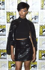 SONEQUA MARTIN GREEN at Star Trek: Discovery Panel at Comic-con in San DIego 07/20/2018