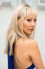 SOO JOO PARK at Chanel Show at Haute Couture Fashion Week in Paris 07/03/2018