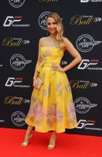 SOPHIE HERMANN at Grand Prix Ball at Hurlingham Club in London 07/04/2018