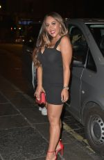 SOPHIE KASAEI Night Out in Newcastle 07/24/2018