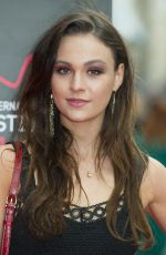 SOPHIE SKELTON at Puzzle Premiere at Edinburgh International Film Festival 06/20/2018