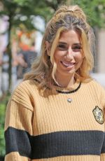 STACEY SOLOMON Out in London 07/19/2018