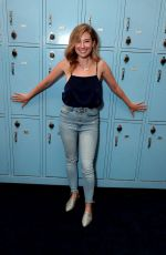 SUGAR LYN BEARD at Eighth Grade Screening in Los Angeles 07/11/2018