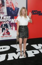SUGAR LYN BEARD at The Spy Who Dumped Me Premiere in Los Angeles 07/25/2018