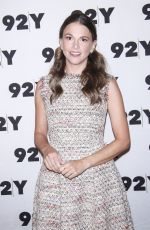 SUTTON FOSTER at Younger Screening at Kaufmann Concert Hall in New York 07/23/2018