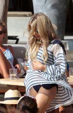 SYLVIE MEIS in Bikini on the Beach in Mykonos 07/08/2018