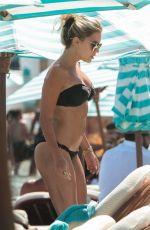 SYLVIE MEIS in Bikini on the Beach in Mykonos 07/15/2018
