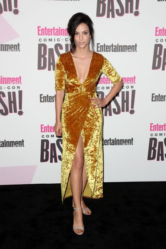 TALA ASHE at Entertainment Weekly Party at Comic-con in San Diego 07/21/2018