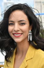 TALA ASHE at Variety Studio at Comic-con in San Diego 07/21/2018