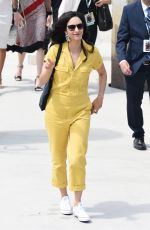 TALA ASHE Out at Comic-con 2018 in San Diego 07/21/2018