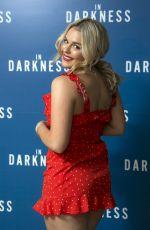 TALLIA STORM at In Darkness Screening in London 07/03/2018