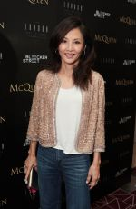 TAMLYN TOMITA at McQueen Special Screening in Los Angeles 07/16/2018