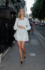 TAMSIN EGERTON at Mrs Alice x Misela Collaboration Launch Party in London 07/03/2018