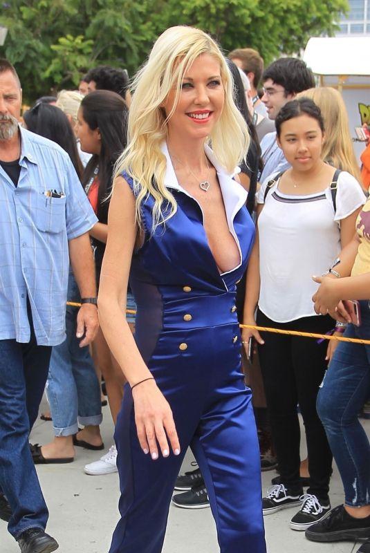 TARA REID Out at Comic-con 2018 in San Diego 07/20/2018