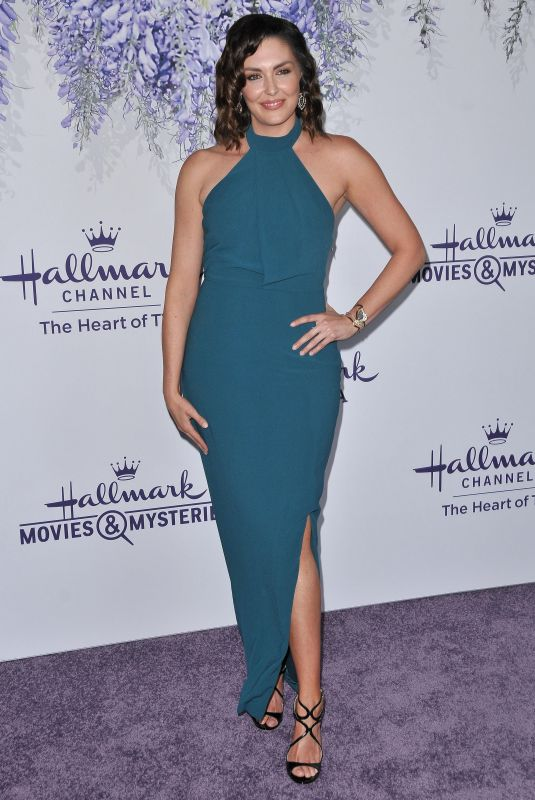 TAYLOR COLE at Hallmark Channel Summer TCA Party in Beverly Hills 07/27/2018
