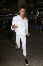 TAYLOR HILL at LAX Airport in Los Angeles 07/11/2018
