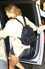 TAYLOR SWIFT at Electric Lady Studios in New York 07/18/2018