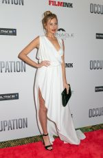 TEGAN MARTIN at Occupation Premiere at Ritz Cinema in Sydney 07/10/2018