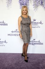 TERYL ROTHERY at Hallmark Channel Summer TCA Party in Beverly Hills 07/27/2018