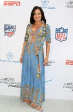 TIA TEXADA at 4th Annual Sports Humanitarian Awards in Los Angeles 07/17/2018