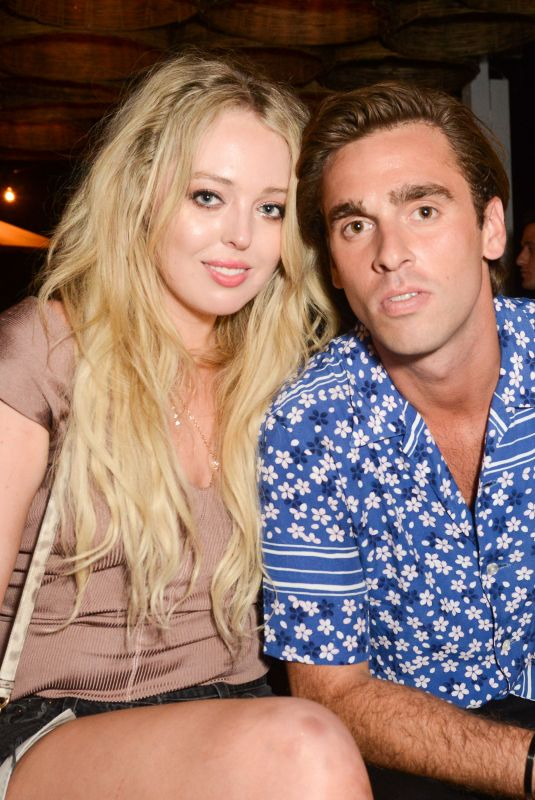 TIFFANY TRUMP at Surf Lodge Concert Series in Montauk 07/07/2018