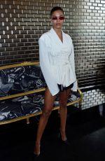 TINA KUNAKEY at Jean-Paul Gaultier Show at Paris Fashion Week 07/04/2018