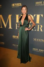TINA LOUISE at Maxim Hot 100 Experience in Los Angeles 07/21/2018