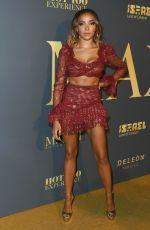 TINASHE at Maxim Hot 100 Experience in Los Angeles 07/21/2018